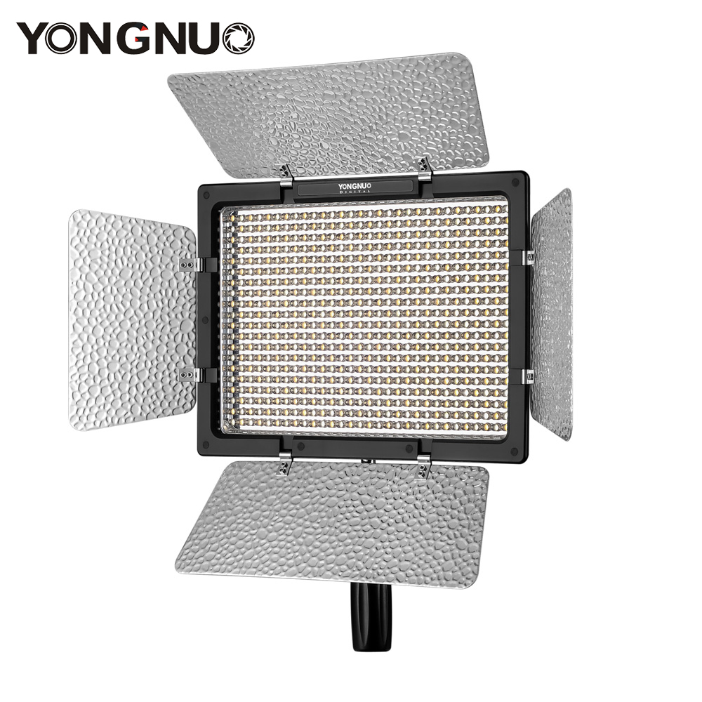 <font><b>YONGNUO</b></font> YN600L <font><b>YN600</b></font> 600 LED Light Panel 5500K LED Photography lights FOR Video Light with Wireless 2.4G Remote APP Remote image
