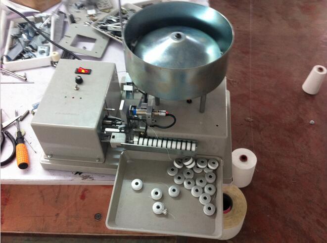 21mm bobbin AUTOMATIC BOBBIN WINDER for Embroidery Machine Industrial Sewing Machine Garment factory Embroidery factory tajima