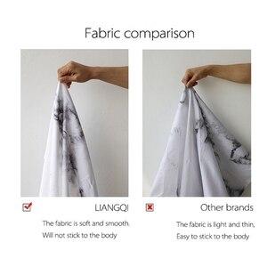 Image 4 - LIANGQI Thicken Ethnic tassel 샤워 커튼 욕실 도구 파티션 방수 고품질 매달려 커튼 홈 인테리어