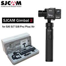 SJCAM 3 Оси Тип C ручные стабилизаторы стабилизатор для SJ SJ6 SJ7 SJ8 Pro/плюс/Air действие камера Bluetooth управление селфи палка