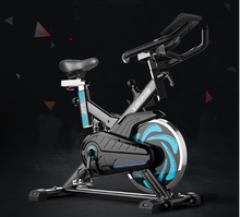 Household ultra-quiet indoor pedal Dynamic sense Single car exercise fitness equipment Exercise bikes/210904/3