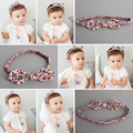 2016 Baby girl Cloth headband kids flower headbands hair accessories cheveux bandeau chic bebes filles acessorio para cabelo