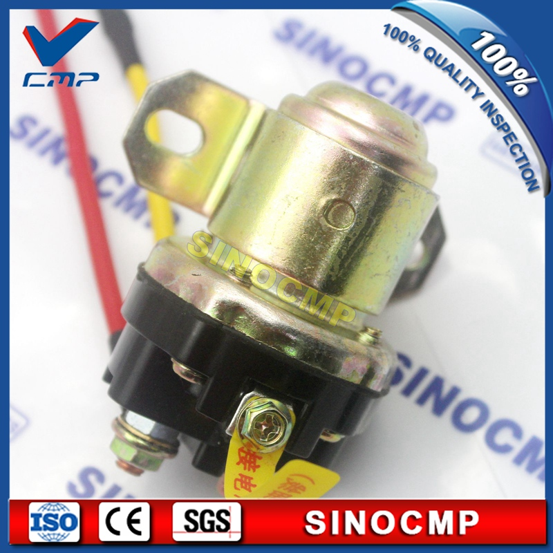 Motor Starter Relay 600 815 2170 For Komatsu Pc200lc 5