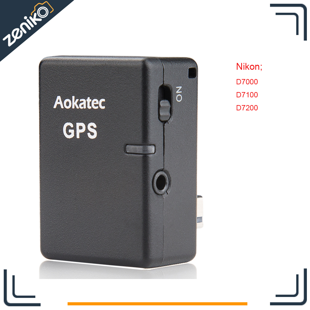 New Version!!! Aokatec AK-G7 Camera Wireless GPS receiver for Nikon for D7000 D7100 D7200 got7 7 for 7 golder hour version magic hour version 2 albums set release date 2017 10 10