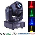 30W mini spot LED moving head / party & KTV / moving head stage  professional dj stage led indoor disco lighting 30W gobo light