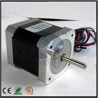 Die 42 schrittwinkel 0,9 micro motor drehmoment strom 3.4kg.cm 0.4A/graviermaschine zubehör/3d-drucker zubehör/DIY
