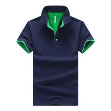2017 novas marcas dos homens impressos camisas marcas de polo 95% algodão polo de manga curta camisas polo gola masculina camisa m-3xl, eda324(China (Mainland))