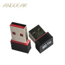 150 Мбит/с USB адаптер с внешней антенной Ethernet-адаптер для Windows xp/vista/WIN7 Linux Mac OS