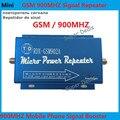 Mais novo Mini GSM 900 Mhz Mobile Phone Signal Booster, GSM Repetidor de Sinal, Amplificador de Sinal de Telefone celular kit para a Família/escritório