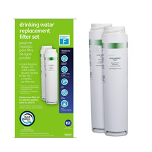 Replacement for GE FQSVF Drinking Water System Replacement Filter Set Dual Stage Drinking Water Replacement filters  2 Pcs/lot refrigerator water filter replacement for samsung da29 00003g da29 00003b da29 00003a aqua pure plus water purifier 3 pcs lot