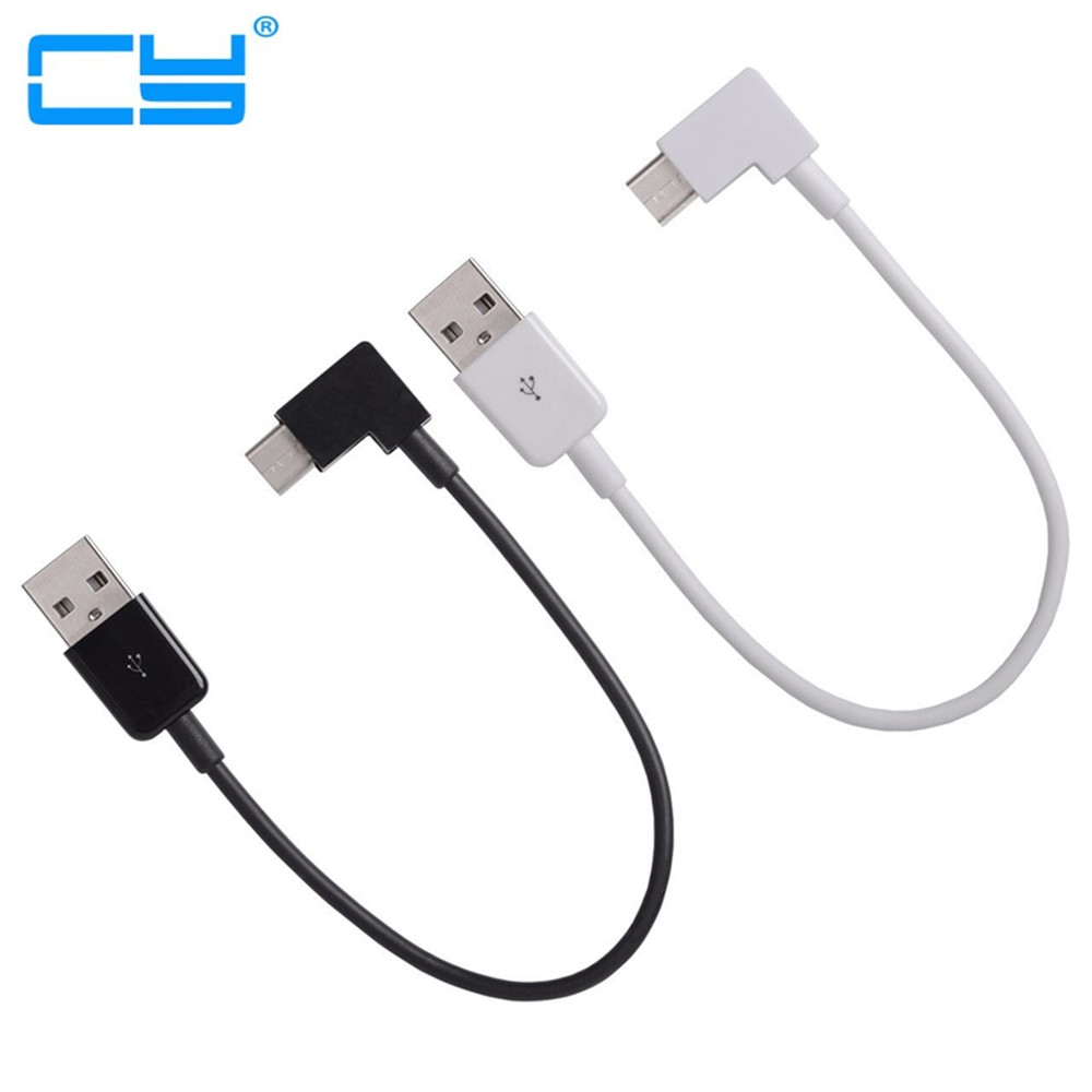USB Type C 100cm 1m 2m 3m Short Cable 90 Degree Right Angled USB Type-C 3.1 Connector Wire USB C Cable For MacBook / Xiaomi 4C