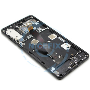 Image 4 - XiaoMi Mi לערבב 2S LCD תצוגה עם מסך מגע Digitizer עם מסגרת עצרת עבור XiaoMi Mi Mix2S לערבב 2S lcd