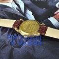 Atacado de luxo Brown mecânica Mens Watch caixa de bronze especial! Freeship