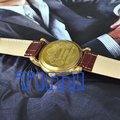 wholesale Luxury Brown Mechanical Mens Watch Special Brass Case!!! freeship