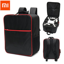 цена на Original Xiaomi Mi Drone 4K 1080P Version Backpack Case Bag RC Quadcopter Spare Parts Accessories