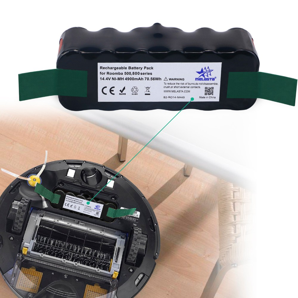 High Quality battery for irobot roomba
