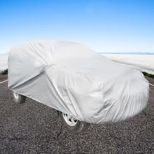 Araba SUV kapalı açık tam araba kılıfı güneş UV kar toz yağmur dayanıklı koruma NR nakliye