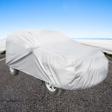 Car SUV Indoor Outdoor Full Car Cover Sun UV Snow Dust Rain Resistant Protection NR shipping