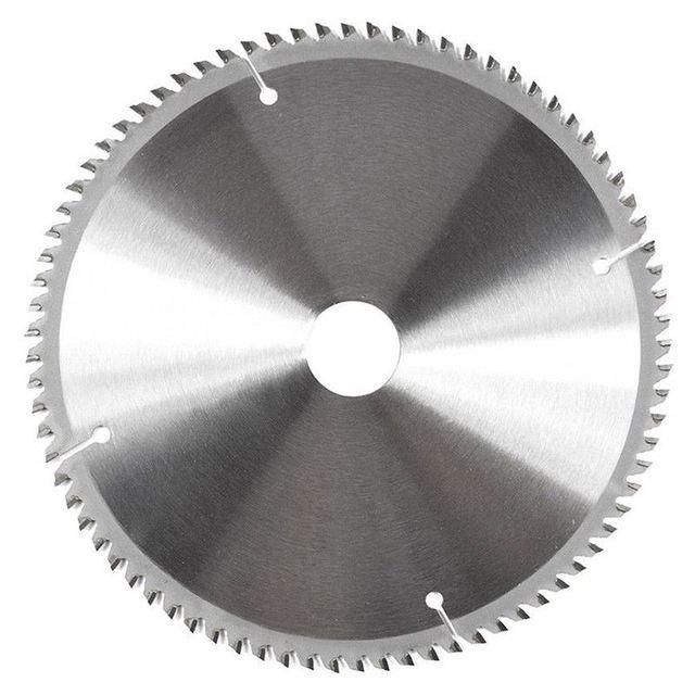 Yüksek kaliteli 210mm 80T 30mm çap TCT dairesel testere bıçağı disk DIY dekorasyon için genel ahşap kesme