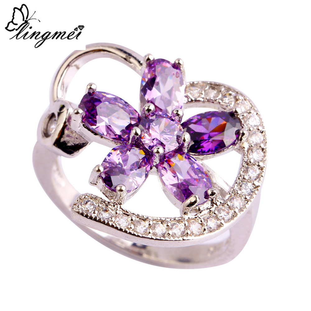 get cheap amethyst cluster ring aliexpress