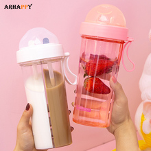 2019 Hot Water Drinking Bottle for Water Bottle with Straw C