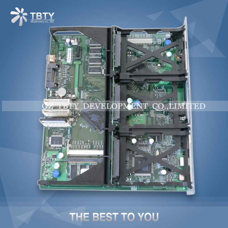 все цены на 100% Guarantee Test Main Formatter Board For HP 9500 9500MFP HP9500 HP9500MFP Q2689-60001 Mainboard On Sale онлайн