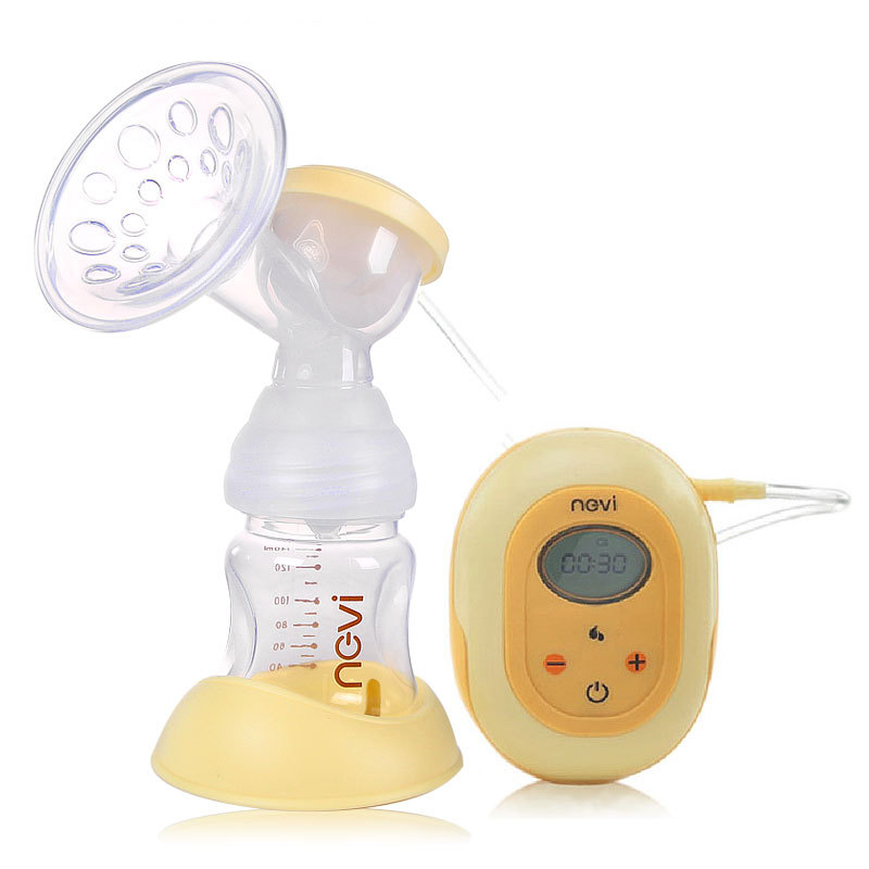 More Convenient BPA Free Breast Pump Powerful Nipple Suction Breast Electric Breast Pumps Mom Love Breast Feeding