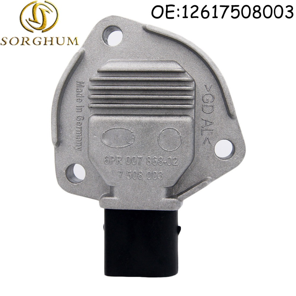 1PCS/4PCS 12617508003 Oil Level Engine Sensor 7508003 For BMW X3 X5 E46 M3 325Ci 330i 330Ci M5 X5 E39 E90 126 1750 8003