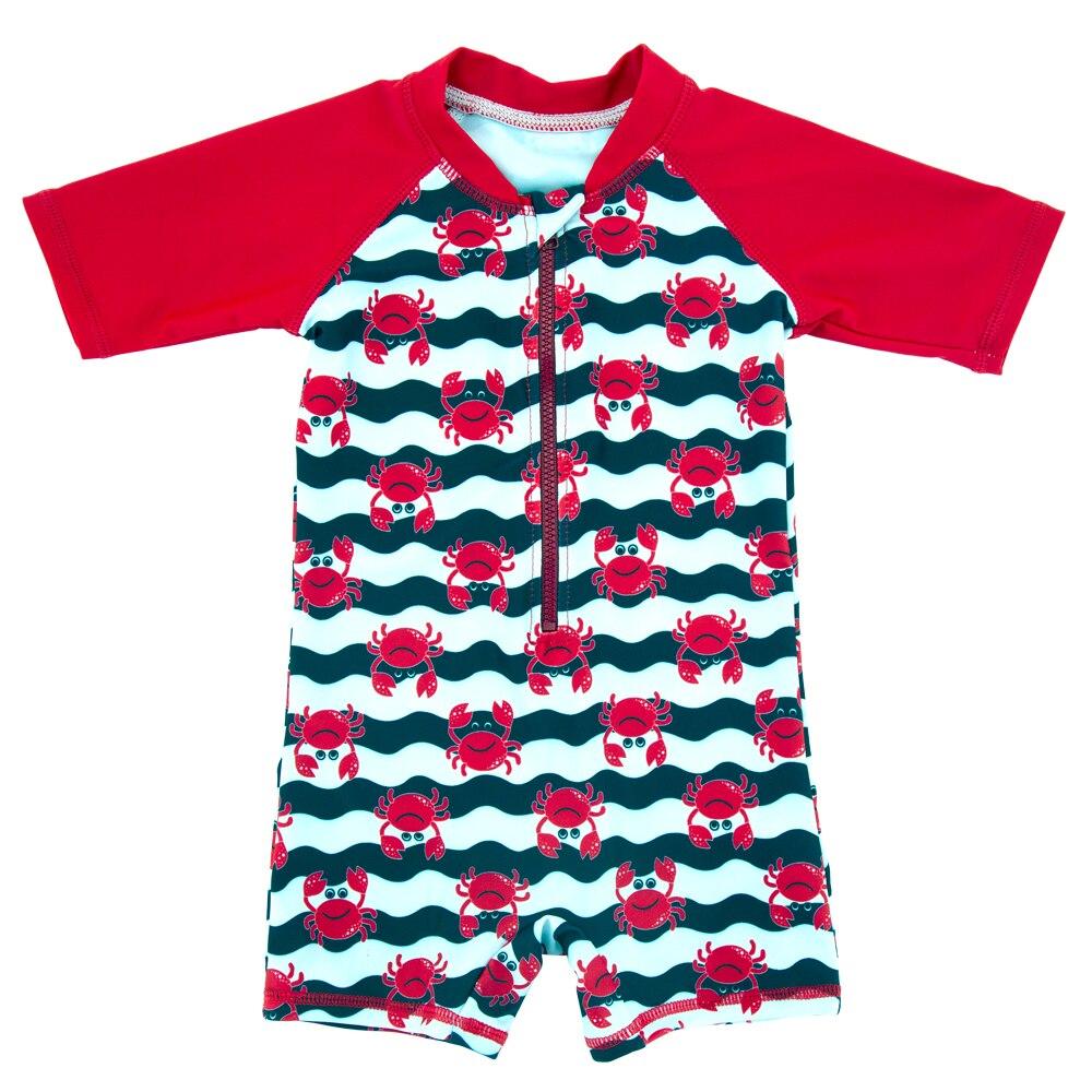 KAVKAS Baby Swimwear Menino Zwempak Infantile Swimming Diapers Reusable Surfing Clothing Newborn Baby Swimsuit Infant Bathing