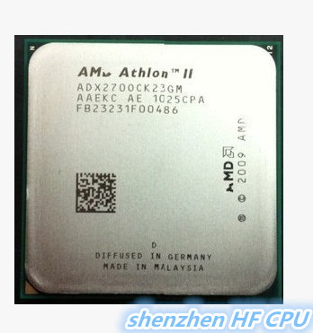 Amd Athlon Ii X2 270 Cpu Processor Dual Core 3 4ghz L2 2m 65w 2000ghz Scrattered Pieces Working 100 Free Shipping Athlon Ii X2 270 Cpu Processorathlon Ii Aliexpress