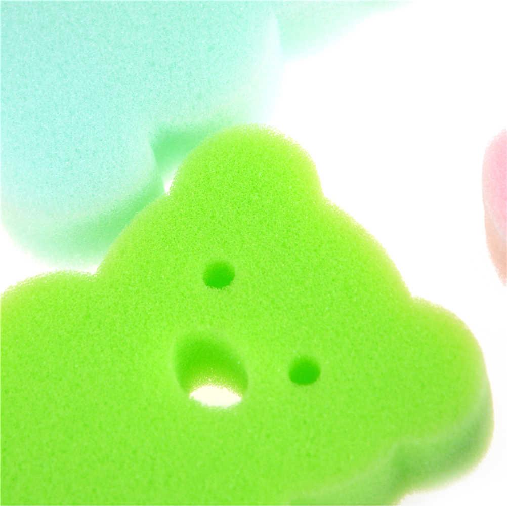 ベビー幼児シャワー蛇口洗浄幼児用バスブラシタオルブラシ風呂ブラシスポンジこする綿こすりボディアクセサリー
