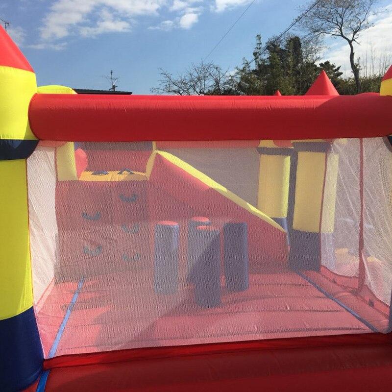 Φουσκωτά Trampline Bouncy Κάστρο Jumping House με - Ψυχαγωγία και υπαίθρια αθλήματα - Φωτογραφία 3