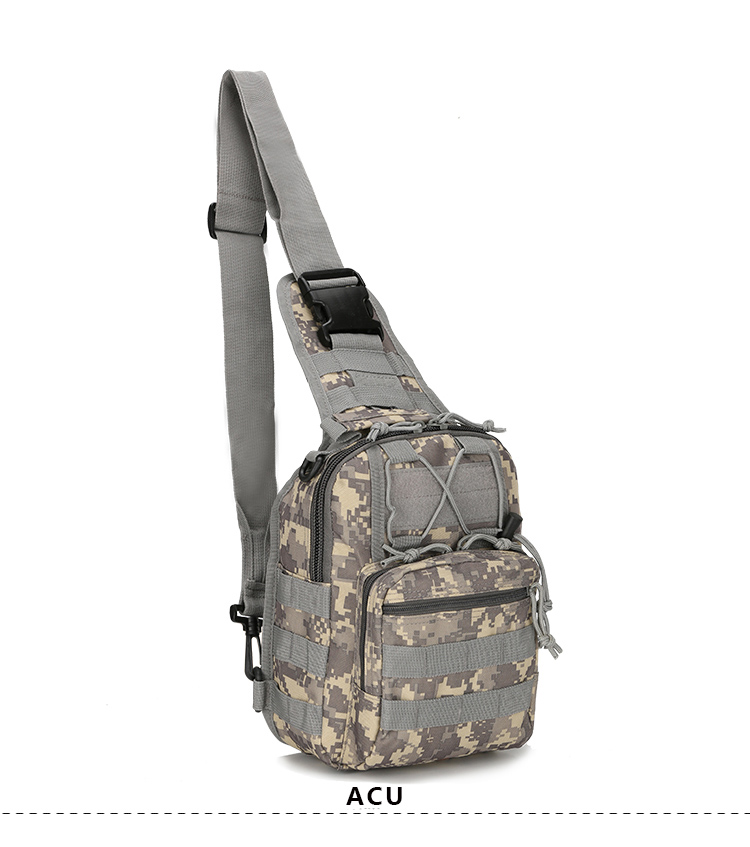 Navy Camouflage Emergency Kit Military Bag Climbing Backpack Shoulder Tactical Hiking Camping Hunting Riding Bag First Aid Kits