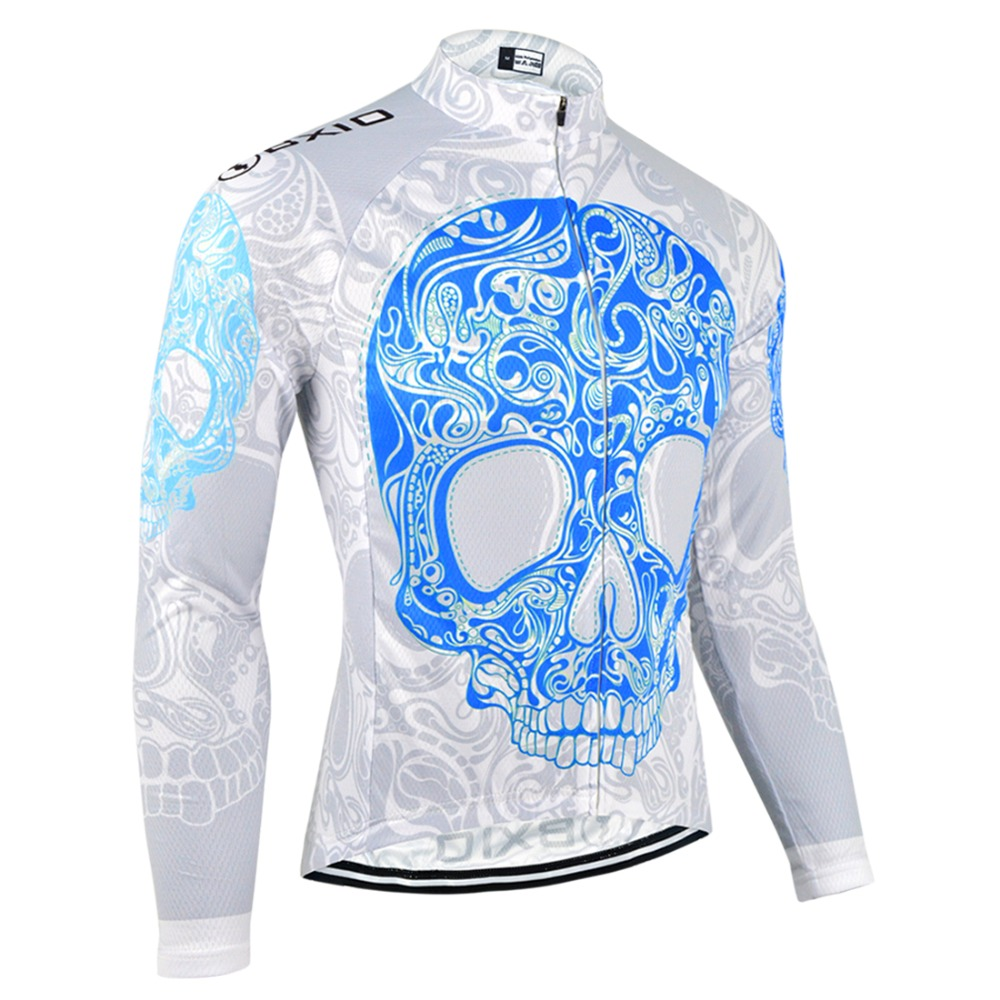 BXIO Winter Cycling Clothing Thermal Fleece Long Sleeves Bicycle Jerseys Autumn Pro Bike Clothes Invierno Maillot Ciclismo 104-J