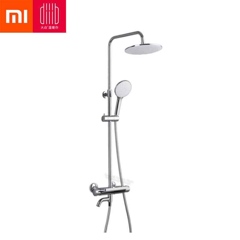 Xiaomi Mijia Dabai Segurança Termostática Chuveiro Definir Modos de Controle Preciso da Temperatura de Saída de Água 6 Sensível Chuveiros