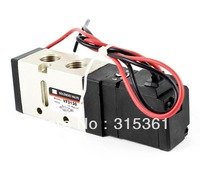 Free Shipping 1/4'' 5 Ports 2 Positions Air Control Solenoid Valve VF3130 DC21 26V or AC220V