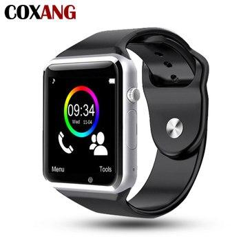 COXANG スマート腕時計 A1 子供のための男性 2 グラム Sim カード腕時計の電話カメラタッチスクリーン Waterpoof スマート時計 A1 スマートウォッチ
