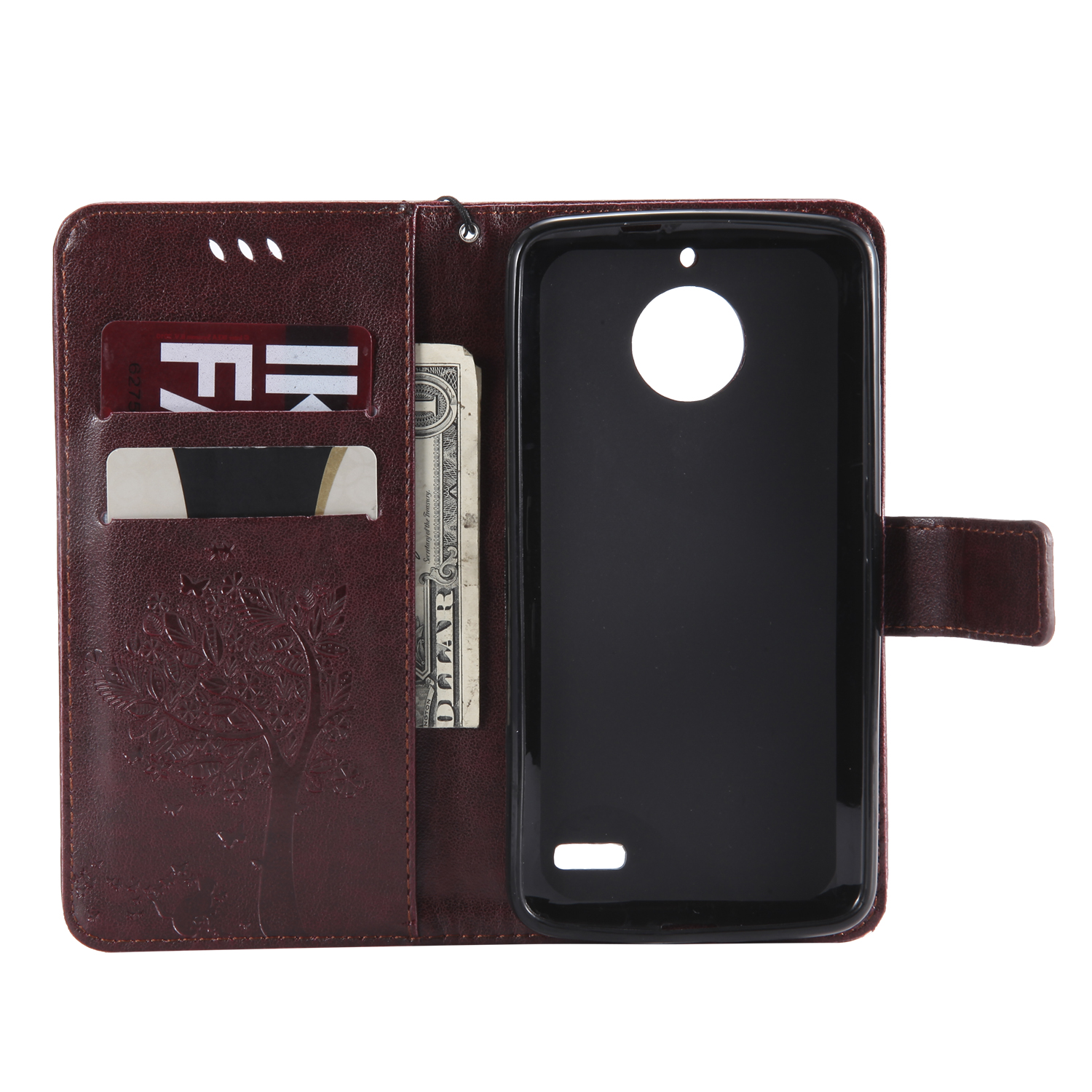 Flip <font><b>Case</b></font> For Motorola <font><b>Moto</b></font> <font><b>E4</b></font> Leather Phone <font><b>Cases</b></font> <font><b>Moto</b></font> <font><b>E4</b></font> XT1760 <font><b>XT1761</b></font> XT1762 XT1763 XT1764 XT1765 XT1766 XT1767 XT1768 XT1769 image