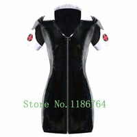 Hot Erotic Naughty Sexy PVC Nurse Costume Lingerie Uniform Costume for Women Sexy Nurse Costume Doctor Costumes Suit