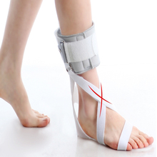 2018 Footrest foot drop orthosis corrective Ankle braces hemiplegia rehabilitation equipment foot drop brace цена