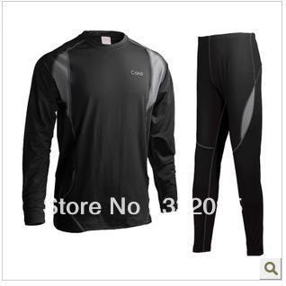 C&C Market.Free Shipping.dry fast winter warm suits.thick,fashin man warm underwear.clothes.fleece Thermal underwear.