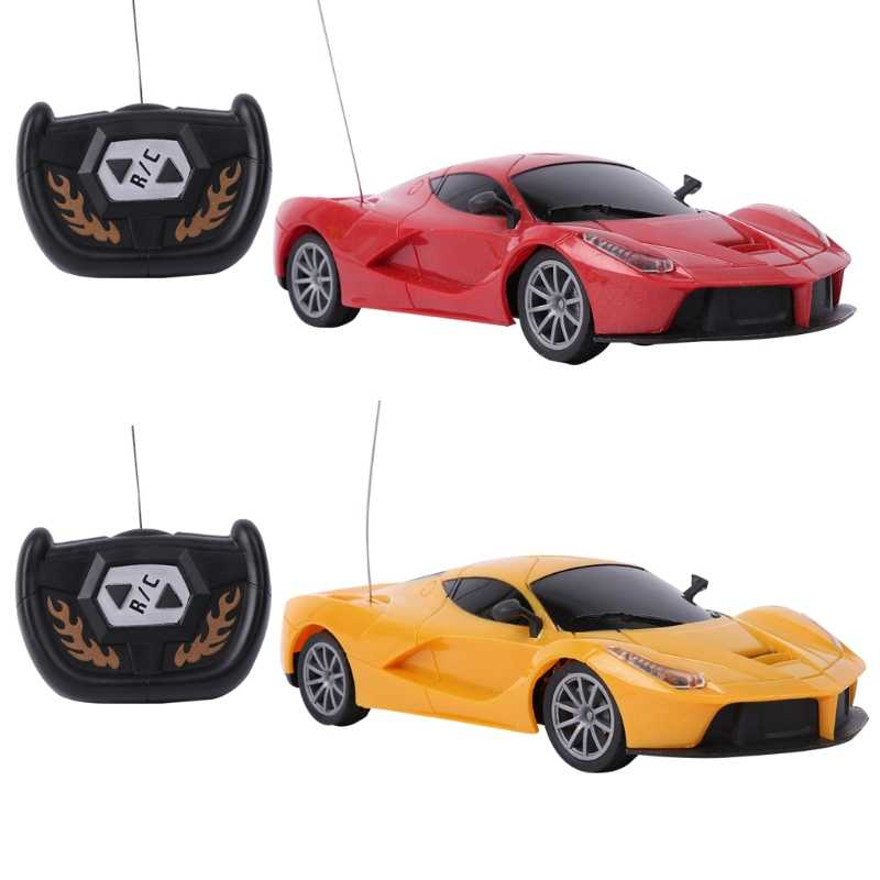 1/24 Car Drift Speed Radio Remote Control RC RTR Racing Truck Kids Toy Xmas Gift Random Color New