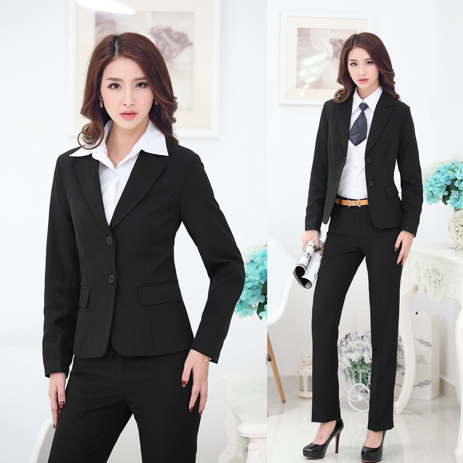 Images of Womens Pant Suit - Watch Out, There's a Clothes About