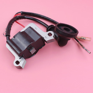 Ignition Coil For Chinese Model 1E40F-5 40-5 1E44F-5 44-5 430 Trimmer Brush Cutter Lawn Mower Engine Spare Part(China)