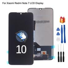 цены на Original For Xiaomi Redmi Note 7 LCD Display Touch Screen Digitizer For Redmi Note 7 Pro Display Screen Assembly Phone Parts  в интернет-магазинах