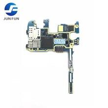 Jun diversão 32gb original desbloqueado para samsung galaxy note 3 n9005 placa mãe com chip, versão europa para nota 3 n9005 mainboard