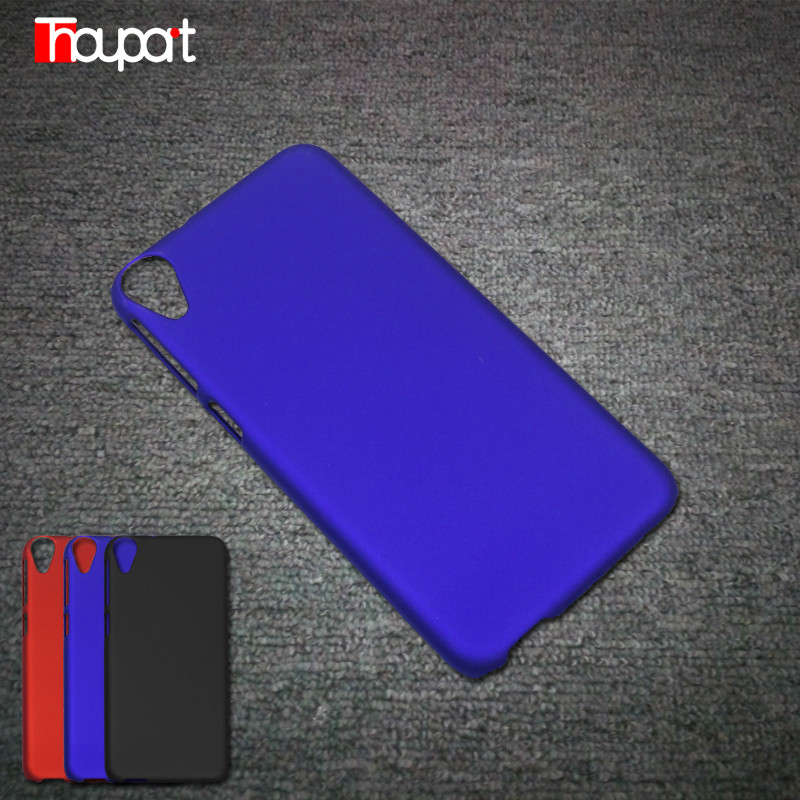 For HTC 820 Case Fashion Rubber Paint Anti fingerprint Coating Frosted Hard Case PC For HTC