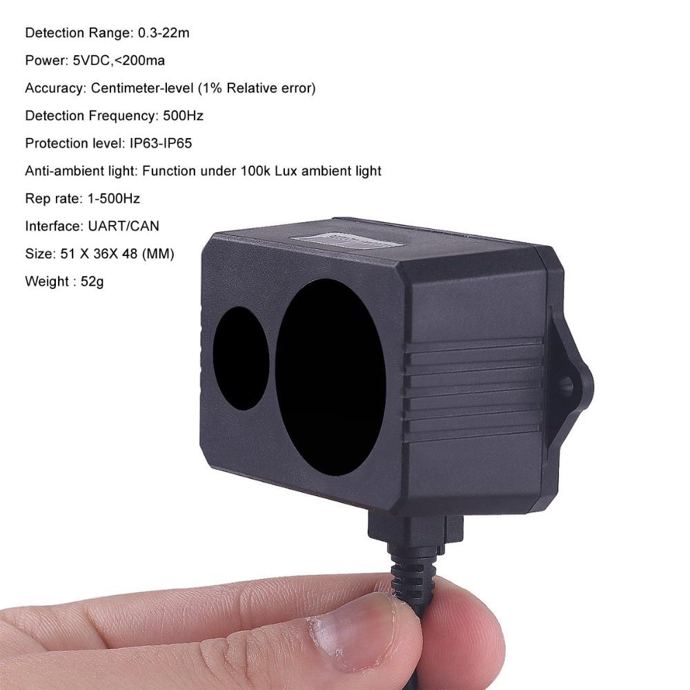 TF02 Lidar LED Rangefinder sensor