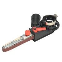 Multifunction DIY Angle Grinder Sander Sanding Belt Grinder Bandfile Belt Sander For 100mm 4 Electric Knife