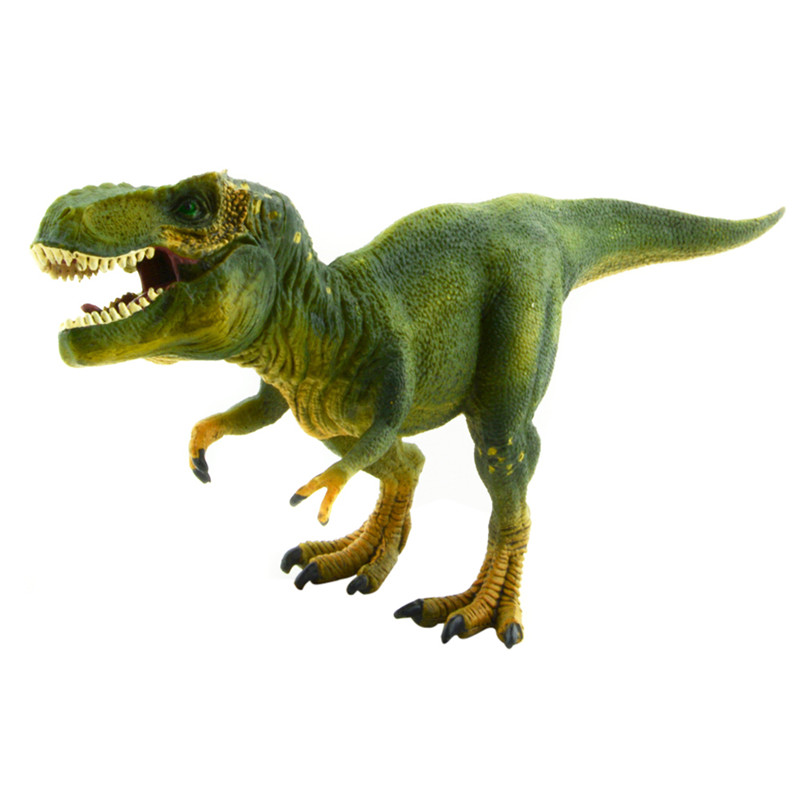 The Jurassic Park toy line proved very successful for Kenner so they went ahead with a second line that featured more dinosaurs many of which that were not attached